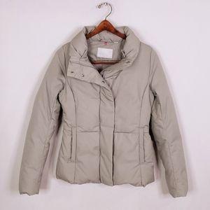 Uniqlo Premium Down Filled Puffer Jacket